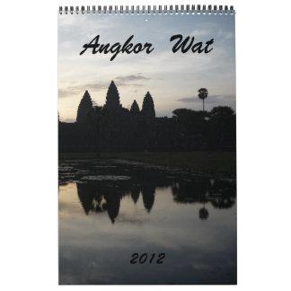 angkor wat calendar 2012
