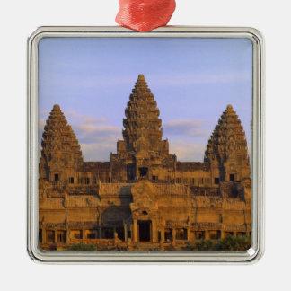 Angkor Wat, Cambodia Metal Ornament