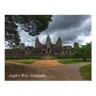 Angkor Wat, Cambodia Postcard