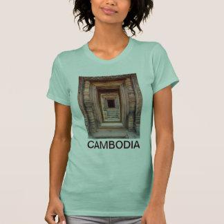 Angkor Wat Entryway, Cambodia T-Shirt
