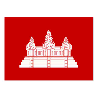 Angkor Wat Ver.2.0. Khmer Temple Pack Of Chubby Business Cards