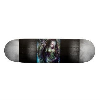 Angle In The Shadows Skateboard