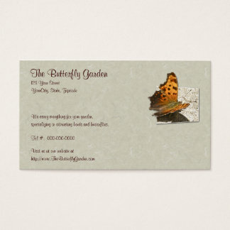 Angle Wing Comma Butterfly Series