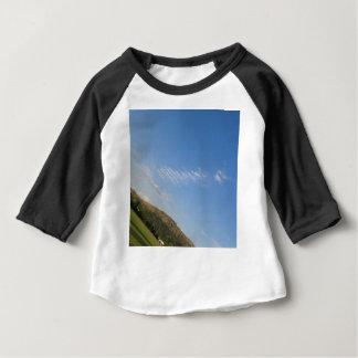 Angled Panorama Baby T-Shirt