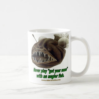 Angler Fish Coffee Mug