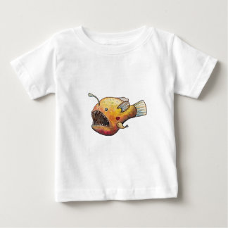 Angler fish love baby T-Shirt