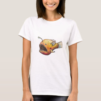 Angler fish love T-Shirt