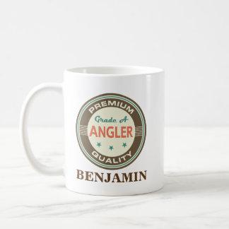 Angler Personalized Office Mug Gift