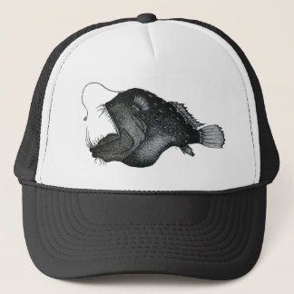Anglerfishes Trucker Hat