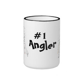 Anglers Ringer Coffee Mug.