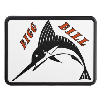 Anglers Trailer Hitch Cover.