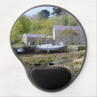 Anglesey, Wales Gel Mouse Pad