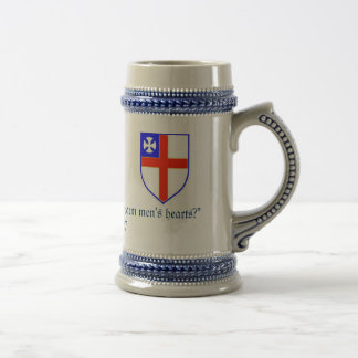 Anglican Beer Stein
