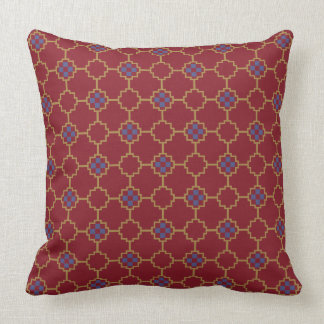 Anglo-Saxon Decoration Cushion