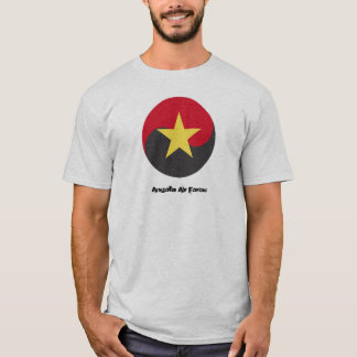 Angola Air Force t-shirt roundel/emblem amazing