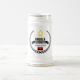 Angola Beer Stein