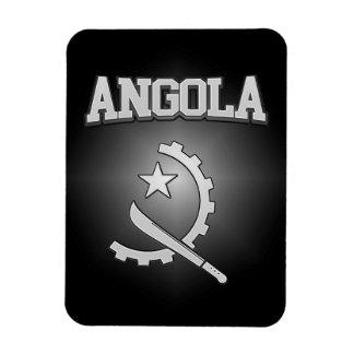 Angola Coat of Arms Rectangular Photo Magnet