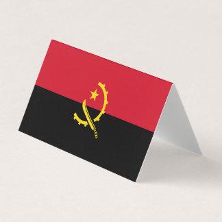 Angola Flag Card