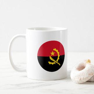 Angola Flag Coffee Mug