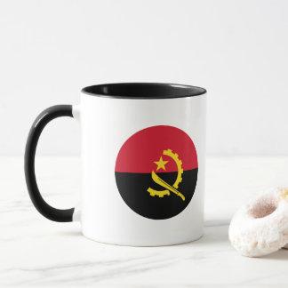 Angola Flag Mug