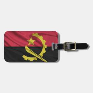 Angola Tag For Bags