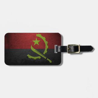 Angola Luggage Tag