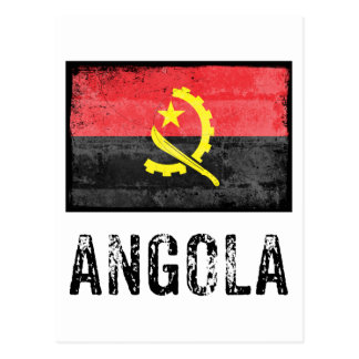 Angola Postcard