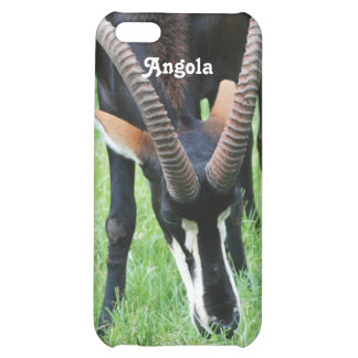 Angola Sable Antelope iPhone 5C Cover