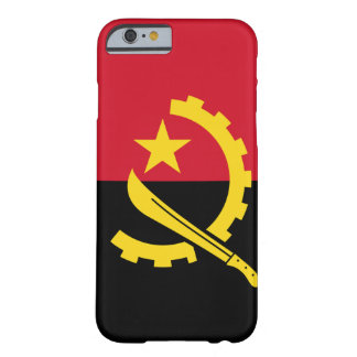 Angolan Flag Phone Case
