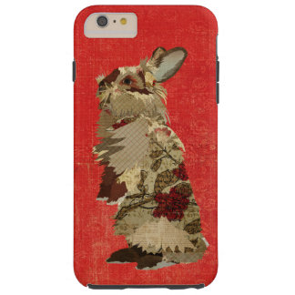 Angora Rabbit iPhone 6 case