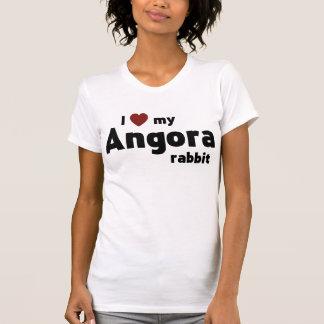 Angora rabbit shirts