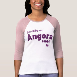 Angora rabbit t-shirt