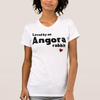 Angora rabbit tshirts