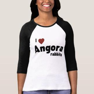 Angora rabbits tee shirt