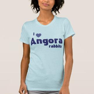 Angora rabbits tees
