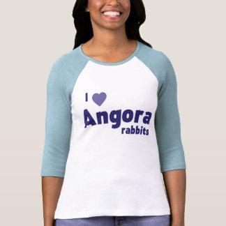 Angora rabbits tshirt