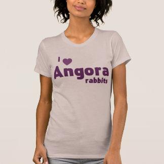 Angora rabbits t shirts