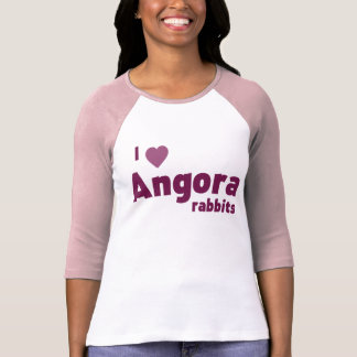 Angora rabbits tshirts