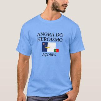 Angra do Heroismo Açores Colored Shirt