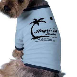 Angri-La Dog Tee Shirt