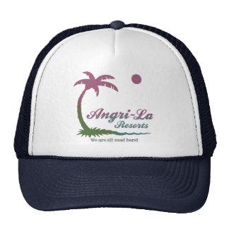 Angri-La II Mesh Hat