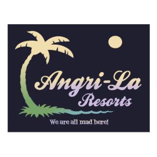 Angri-La II Postcard