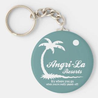 Angri-La Key Chains