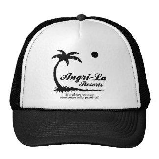 Angri-La Trucker Hats