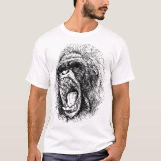 Angry Ape - T-Shirt