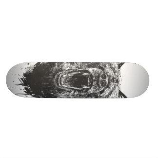 Angry bear skate decks