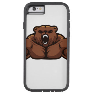 Angry Bear Tough Xtreme iPhone 6 Case