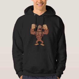 Angry Bigfoot Hoodie