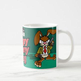 Angry Bunny Mug