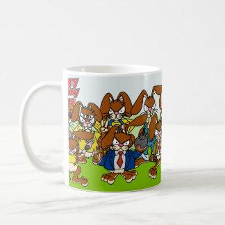 Angry Bunny Mug - Cast 2007